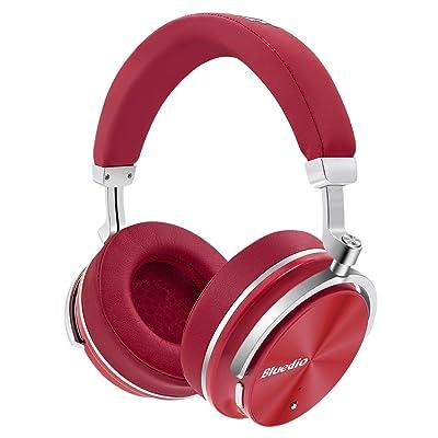 【12月31日まで】Bluedio アクティブノイズキャンセリング機能搭載Bluetoothヘッドホン 送料込1,374円