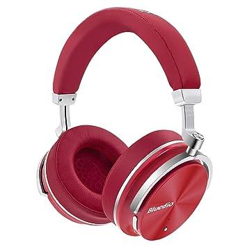 Bluedio T4 (Turbine) Auriculares Bluetooth Giratorios con cancelación activa de ruido y micrófono (
