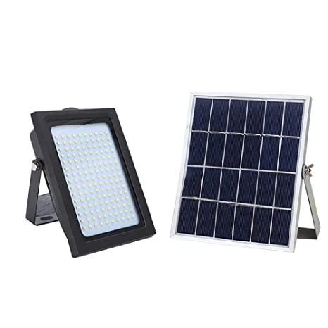 Luz Solar Exterior Starnearby 150 Smd 2835 LED Sensor de ...