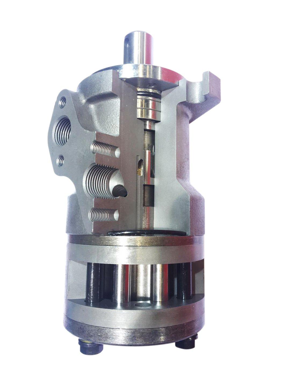 Moteur hydraulique 25 mm 400 cc de remplacement pour la s/érie OMR.
