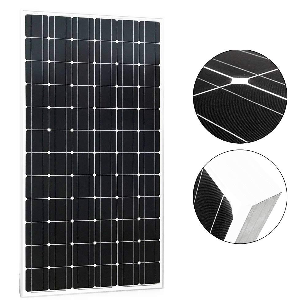 SUNGOLDPOWER Solar Panel 200W 24V Monocrystalline Solar Panel 200 Watt Solar Module Grade A Solar Cell by SUNGOLDPOWER
