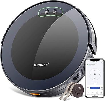 Amazon.com: Opodie Robot aspirador y limpiador de fregona ...