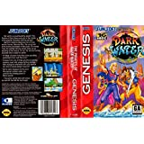 Pirates of Dark Water - Sega Genesis