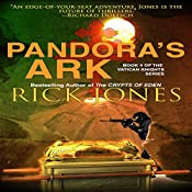 Pandora's Ark (Revised Edition): TheVatican Knights, Book 4 | Rick Jones