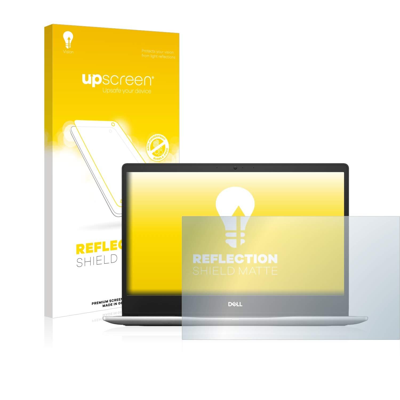 upscreen para Protector Pantalla Mate para upscreen DELL Inspiron 13 7370 Película – Antireflejos, Anti-Huellas 416c9b