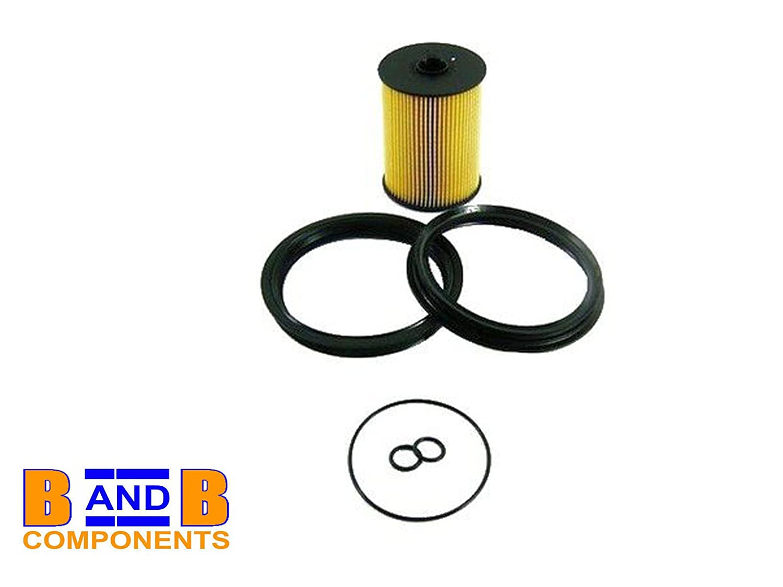 Topran 501 Fuel filter 431