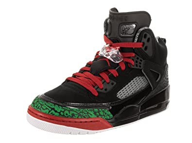 Air Jordan Men's D Blackred Shoes 315371 Spizike 02613 mUs 8POwkn0X