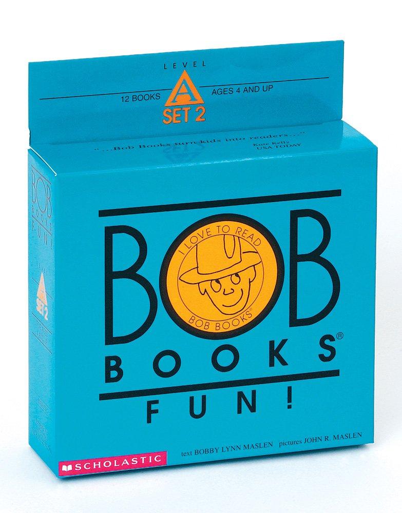 Bob Books Fun! Level A, Set 2 (re-released as Bob Books Set 2- Advancing Beginners) ebook
