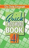 Daily Telegraph Quick Crossword Book 41: No. 41