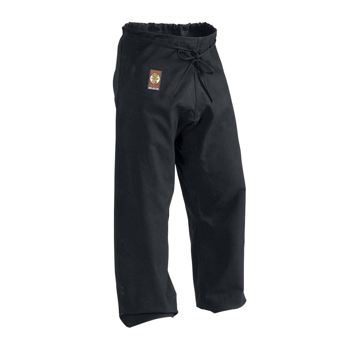 世紀14オンス従来Ironman格闘技空手パンツ 5 - ブラック Adult 5 Adult Large ブラック B00J0IKHQK, ミナミナスマチ:3f149700 --- capela.dominiotemporario.com