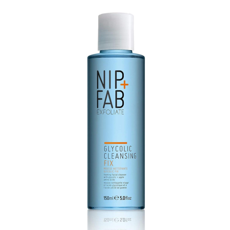 Nip + Fab Glycolic Fix Cruelty-Free Gel Cleanser