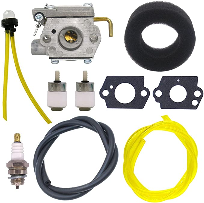 nimtek 753 – 04333 carburador + filtro de aire para MTD Ryobi ...