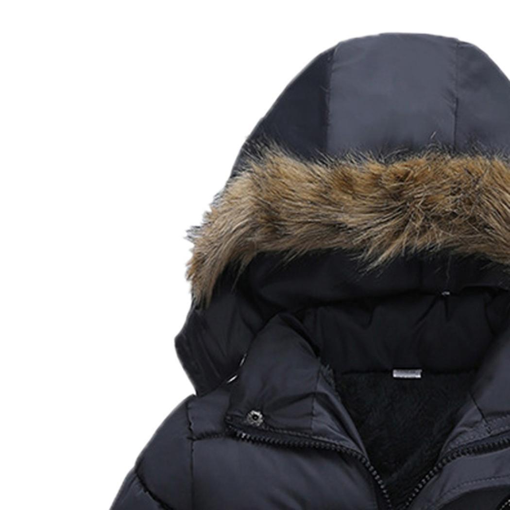 2-5 Years Old Baby Girls Boys Coat, Ouneed Thick Coat Padded Winter Jacket  Clothes: Amazon.co.uk: Clothing