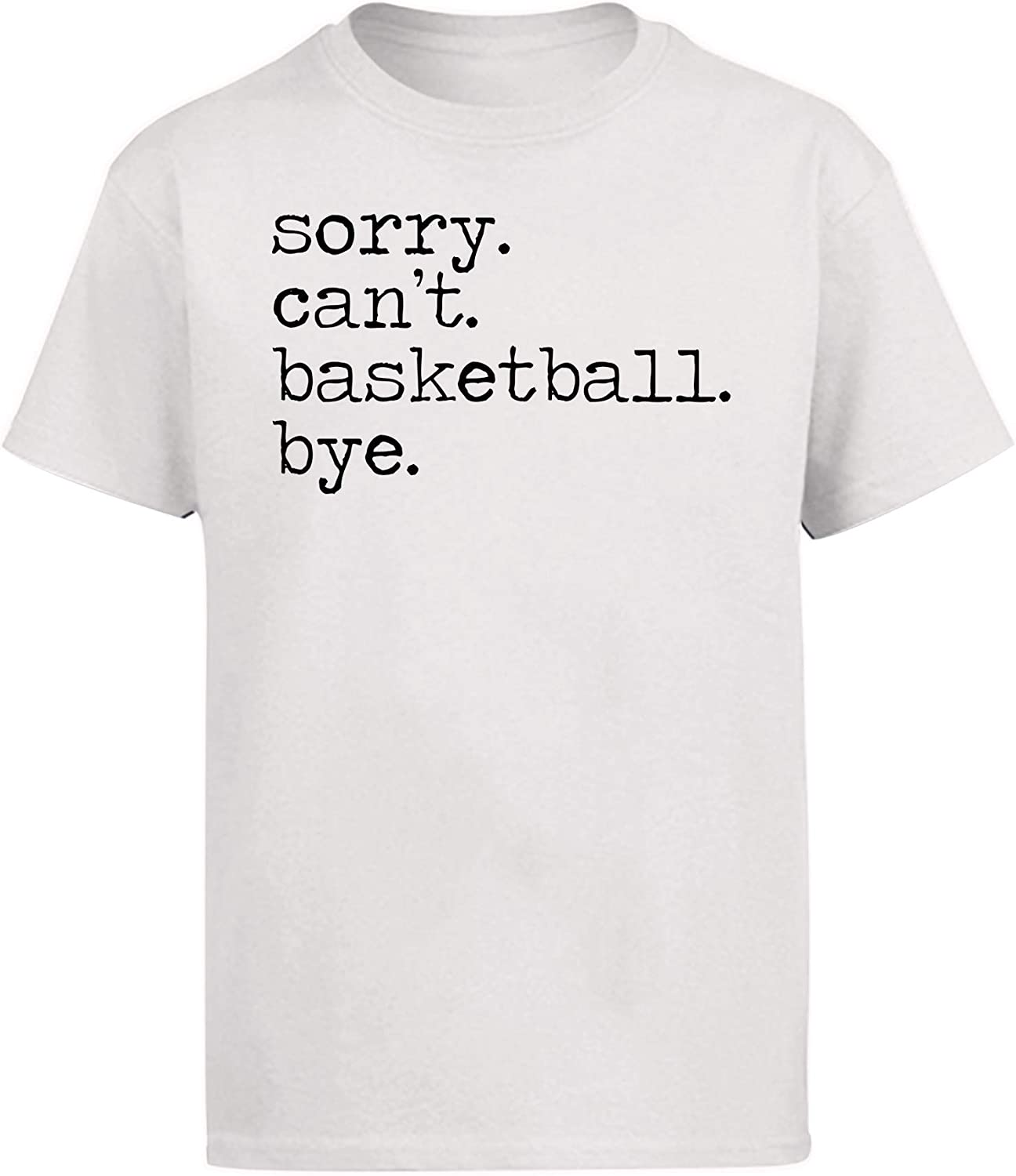 Sorry Cant Basketball Summer Hobby Gift