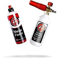 $44 » Adam's Mega Foam Cannon - Car Wash Kit & Car Detailing Pressure Washer Tool | Use W…