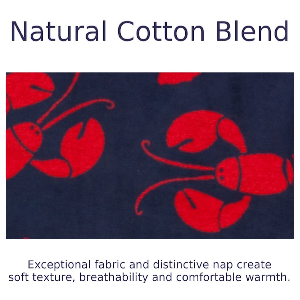 """ChappyWrap Anchors and Knots- Red 60/"""" x 80/"""" Throw Blanket Made in Germany Reversible Jacquard Woven Design Natural Cotton Blend Coastal Living Collection"""