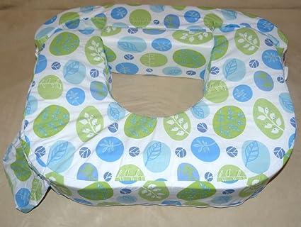 Americano cojín para embarazo y lactancia para Zwillinge de Baby Wild, colour verde-colour