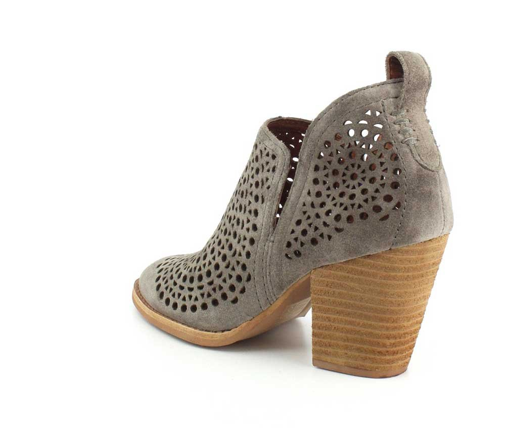 Jeffrey Campbell Womens Rosalee C Boot B079X4P946 6 B(M) US|Taupe Suede Silver