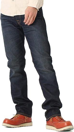 [リーバイス] 501 ジーンズ ウォッシュ加工 ボタンフライ USAモデル メンズ [並行輸入品]