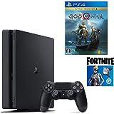 【プライムデー特別価格】PlayStation 4 フォートナイト ネオヴァーサバンドル + ゴッド・オブ・ウォー セット (ジェット・ブラック) (CUH-2200AB01)【CEROレーティング「Z」】