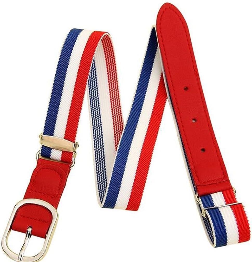 Kid Belt Elastic Stretch Easy Belts Straps For Little Boys Girls School Pants Jeans