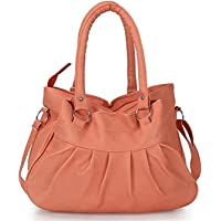 TipTop Women's Peach Handbag