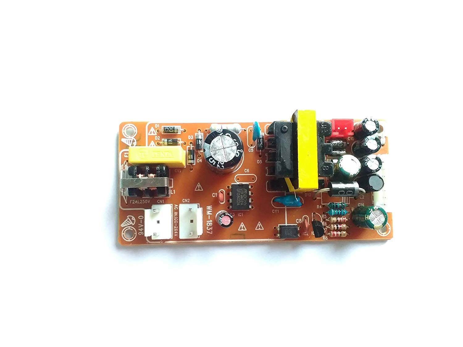 Ac Dc Dvd Universal 5v 12v Switching Power Supply Circuit Board Smps Tablet Electronics