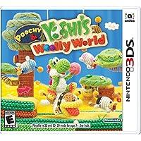 El mundo de Woolly de Poochy y Yoshi - Nintendo 3DS Standard Edition