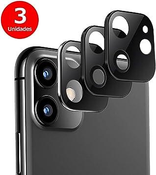 G-Color Protector Cámara/Cámara Trasera Lente iPhone 11, [3 ...