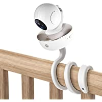 Universal Baby Monitor Mount for Arlo/Motorola Baby Monitor/Nannio Monitor/HelloBaby - Versatile for Any Other Cameras…