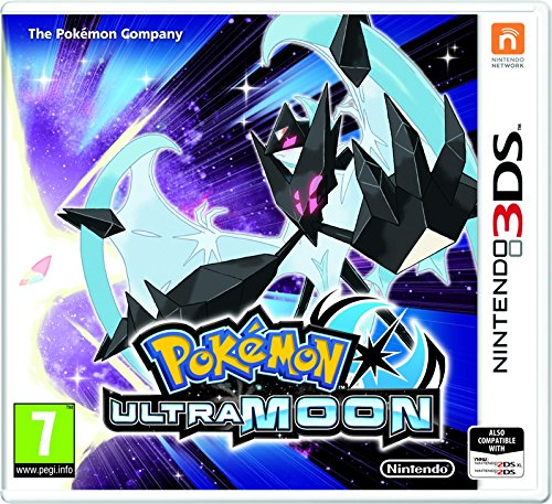 Pokémon Ultra Moon (Nintendo 3DS) (Pokemon Ultra Sun And Ultra Moon New Pokemon)