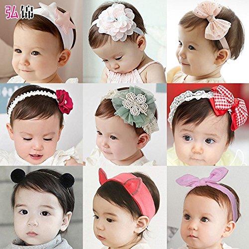 Newborn Baby Hair Band Children Hair Accessories Girls Hair