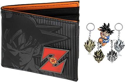 Amazon.com: Traveloxicity Gear Dragon Ball Z - Cartera de ...