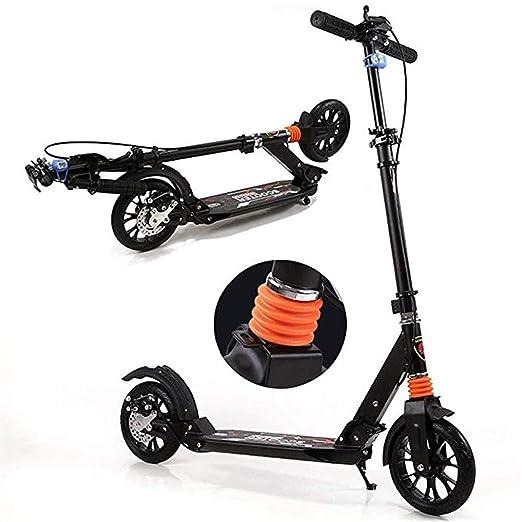 Scooters Patinetes Patinete De Pedal Plegable For Adultos ...