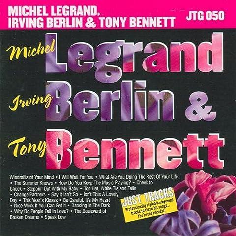 Karaoke: Michael Legrand - Irving Berl - Pocket Songs Karaoke