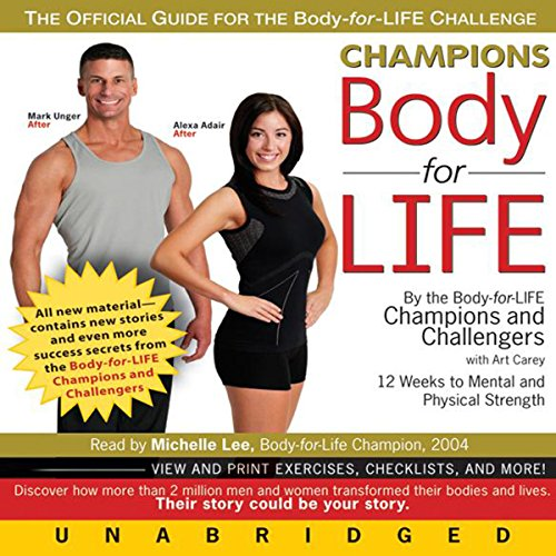 Champions Body-for-LIFE Audiobook [Free Download by Trial] thumbnail