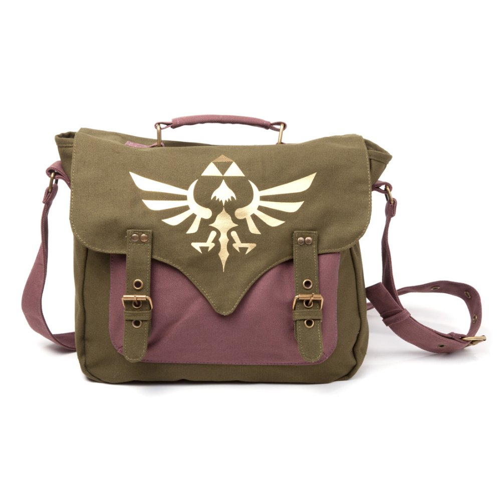 Sac bandoulière The Legend of Zelda Bioworld MB060223NTN