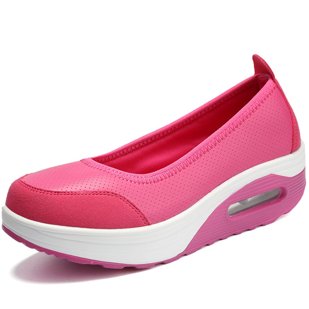 l'exercice, par les femmes, des chaussures de marche athlétique athlétique athlétique by0ne voyage pour les sports de plein air en coin baskets fbaabc