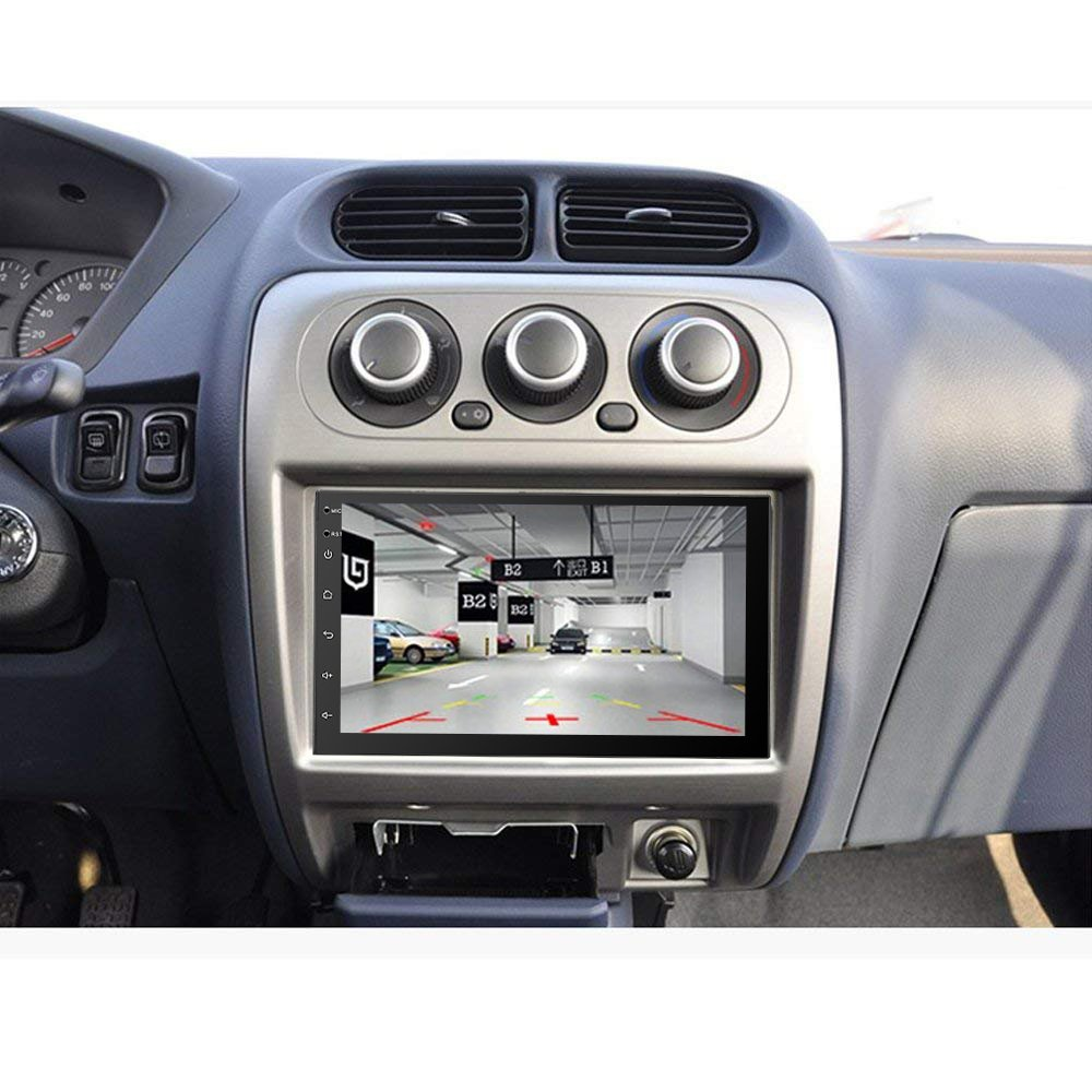 UNITOPSCI 7-inch Touchscreen Double DIN Car Stereo}