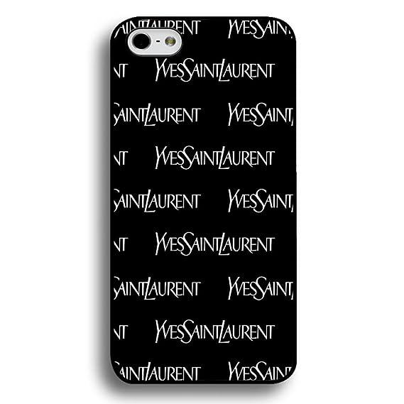 I-pad case with logo print Saint Laurent QjfxW