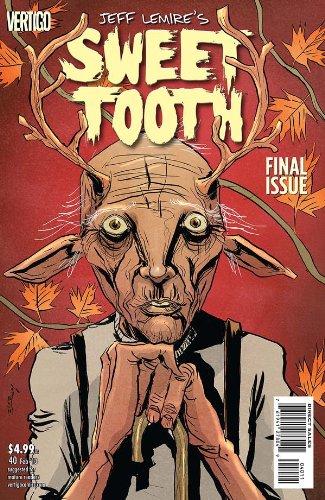 Sweet Tooth #40 pdf