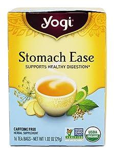 YOGI TEAS/Golden Temple Tea CO Stomach Ease Tea 16 Bag
