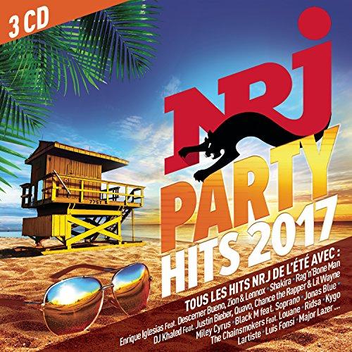NRJ Party Hits 2017 (3 CD) [ Mp3-320Kbps]