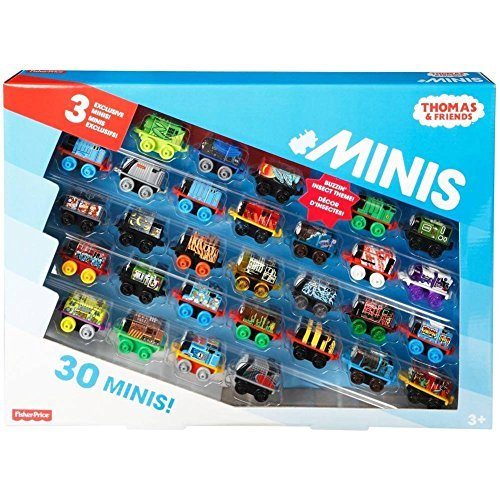 (Thomas and Friends MINIS [30 Pack] [3 Exclusive])