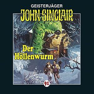 Der Höllenwurm (John Sinclair 91) Hörspiel