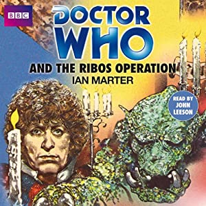 Doctor Who and the Ribos Operation Audiobook