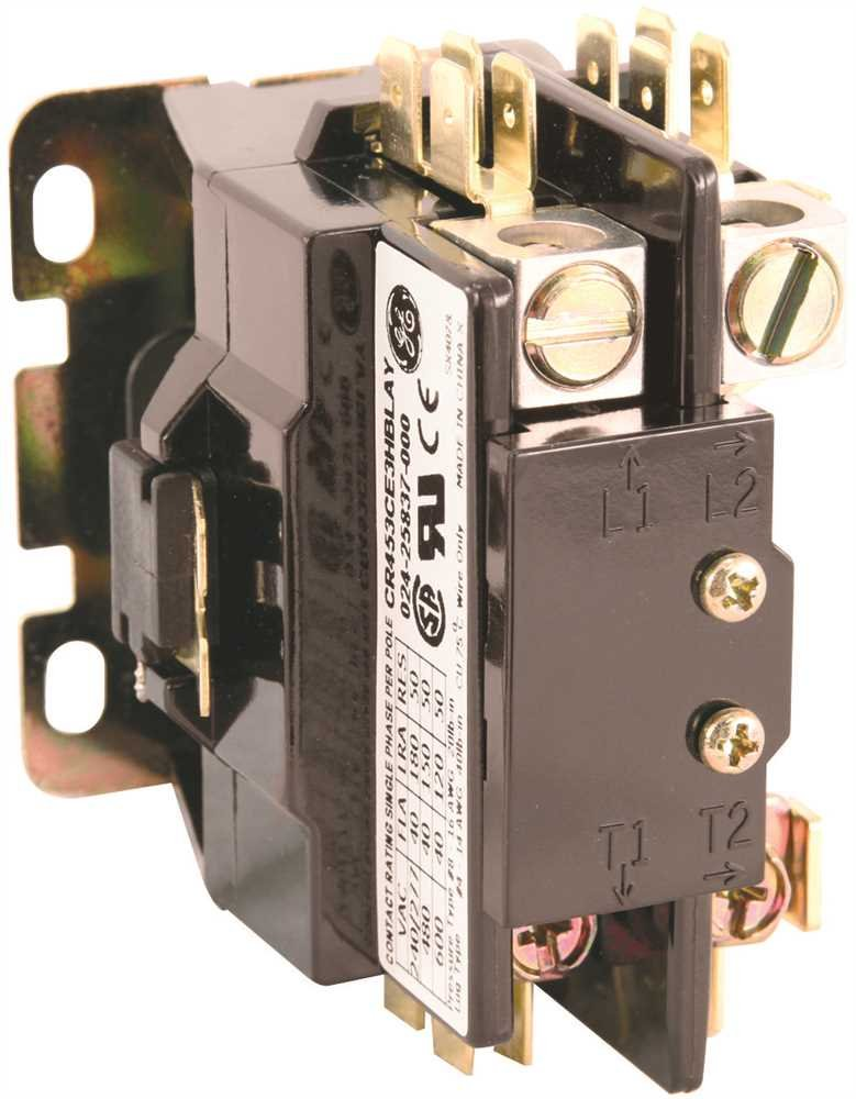 UPG S1-02425837700 CONTACTOR SPNO, 40A, 24V MC50968