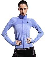 B.BANG Performance Women's Lightweight Full-Zip Jacket