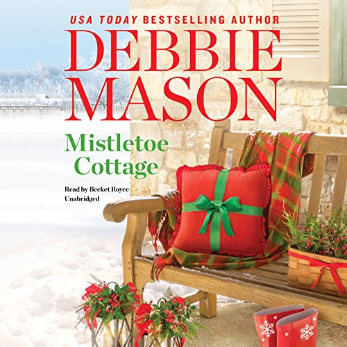 Mistletoe Cottage: Library Edition (Harmony Harbor) by Forever