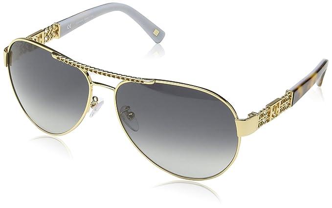 Escada - Gafas de sol Aviador SES862 para mujer: Amazon.es ...